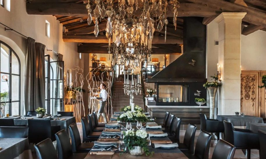 Coquillade Village Provence Restaurant
