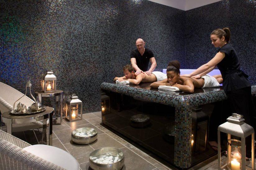 Coquillade Village Provence Spa Massage