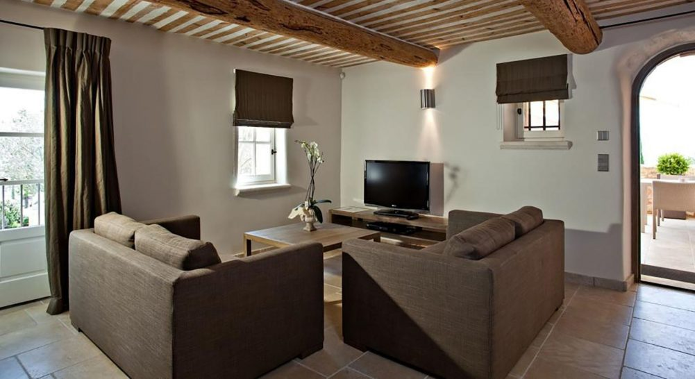 Coquillade Village Provence Suite