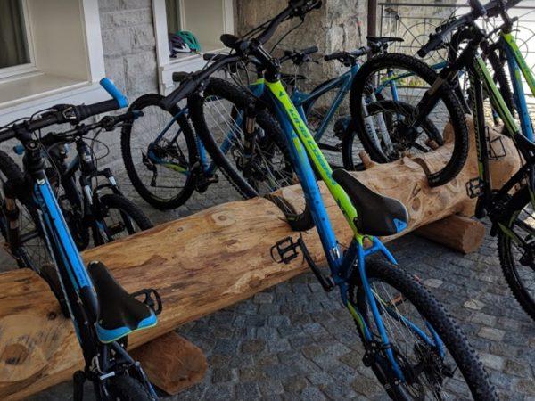 Hotel Villa Honegg Cycle