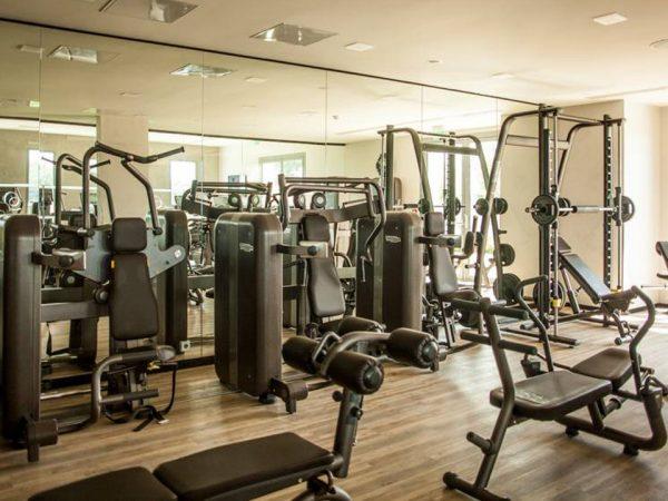 Domaine de Verchant Gym