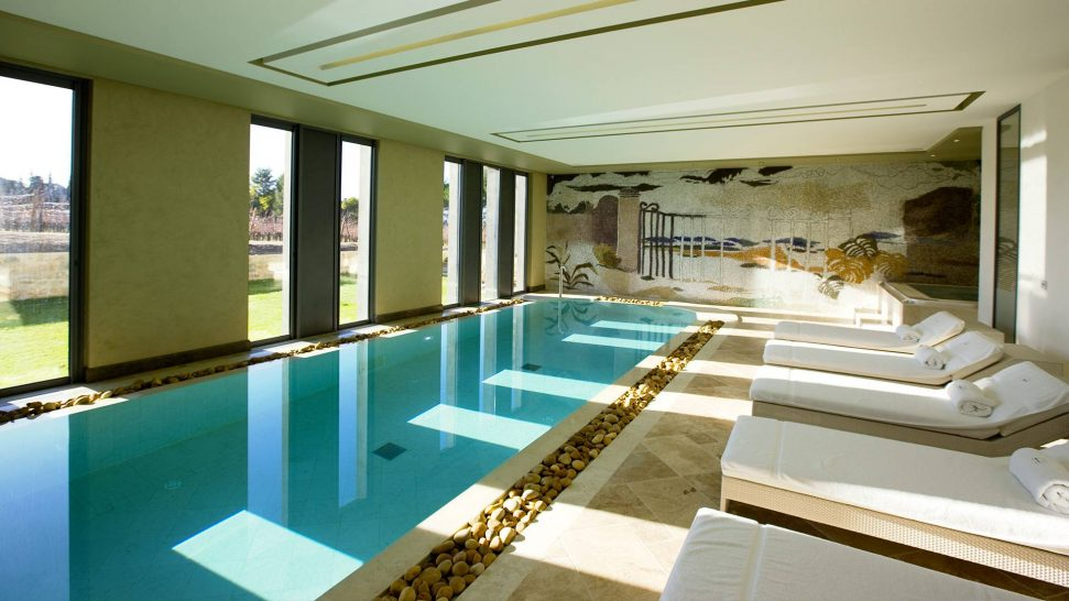 Domaine de Verchant Pool