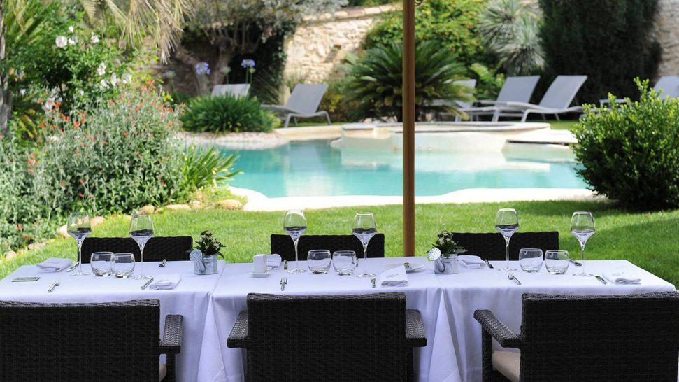Domaine de Verchant Verchant Restaurant