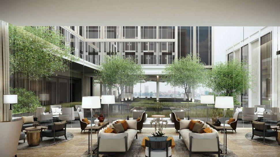 Four Seasons Hotel Bangkok Chao Phraya River Lounge