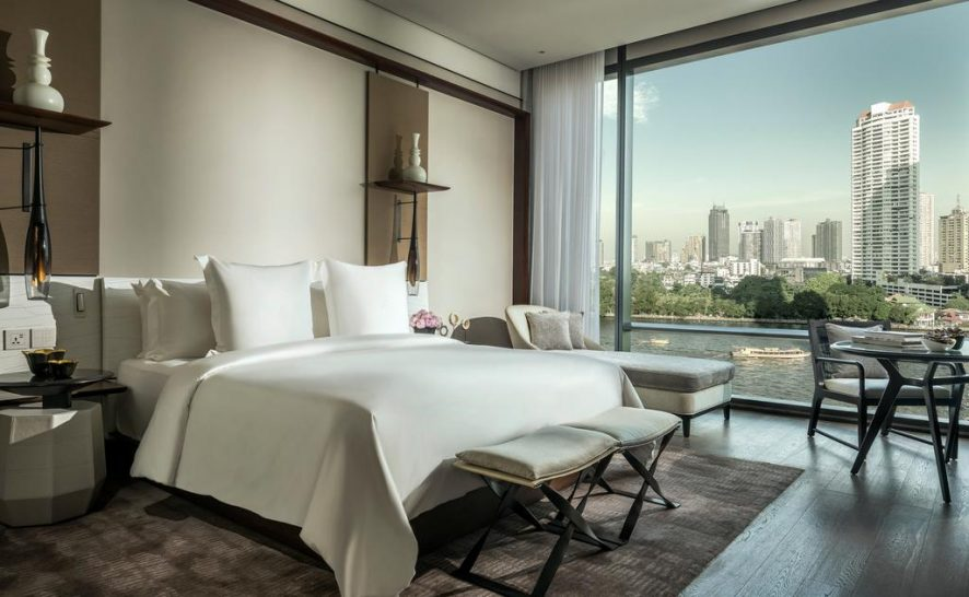 Four Seasons Hotel Bangkok Chao Phraya River Room