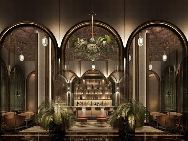 Four Seasons Hotel Bangkok at Chao Phraya River Bar