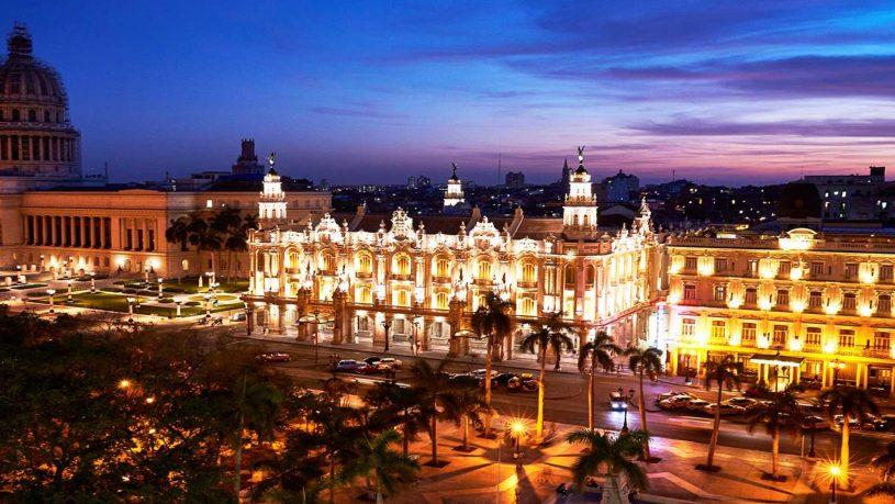 Gran Hotel Manzana Kempinski La Habana Top View