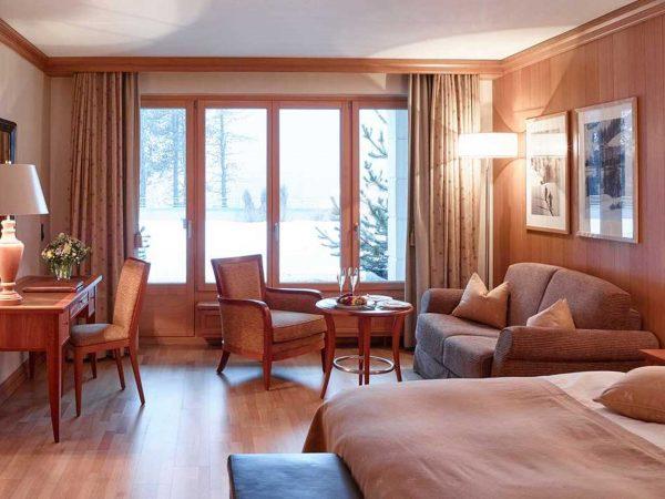 Grand Hotel Kronenhof Deluxe Premium Double Room