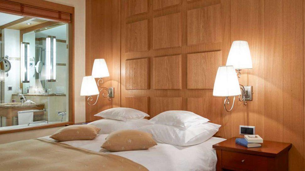 Grand Hotel Kronenhof Deluxe Single Room