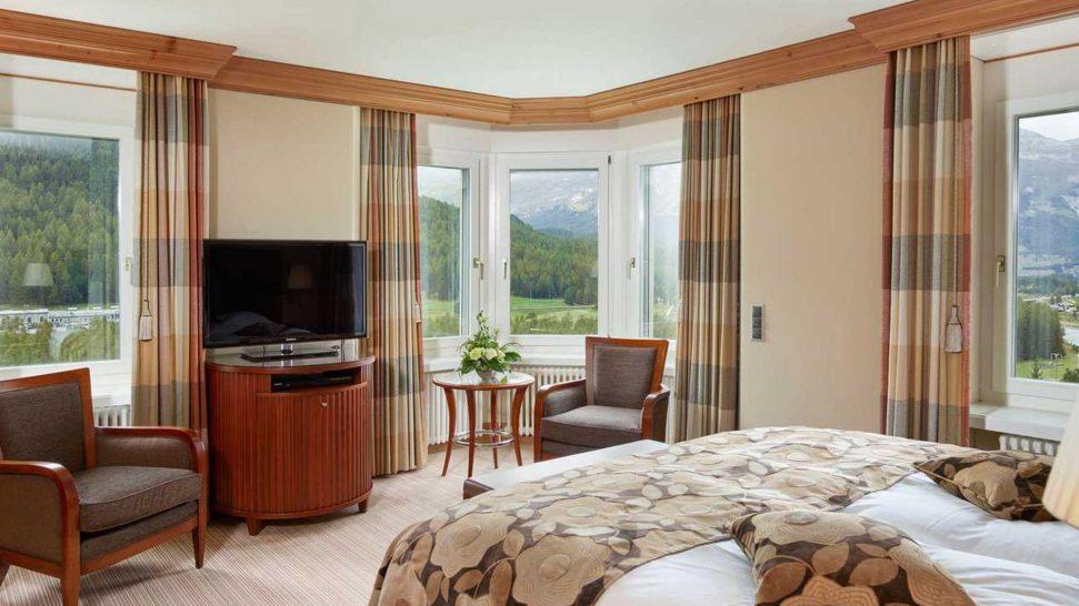 Grand Hotel Kronenhof Engiadina Suite