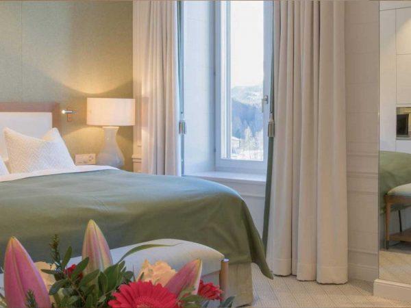 Grand Hotel Kronenhof Grand Classic Junior Suite