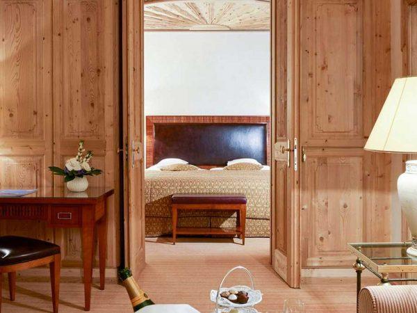 Grand Hotel Kronenhof Laret Suite
