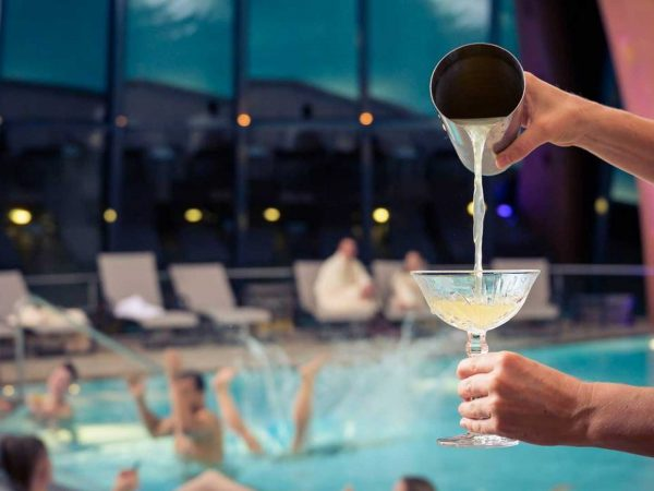 Grand Hotel Kronenhof Spa and Cocktail Night