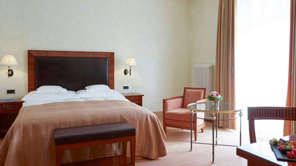 Grand Hotel Kronenhof Standard Classic Double Room