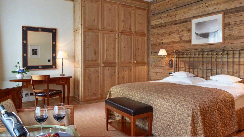 Grand Hotel Kronenhof Superior Double Room