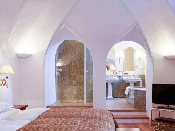 Grand Hotel Kronenhof Valentine Suite