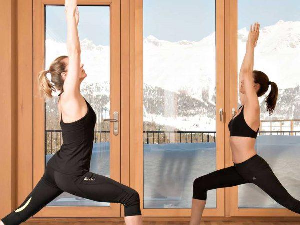 Grand Hotel Kronenhof Yoga