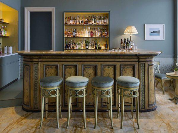 Grand Hotel Miramare Bar le Colonne