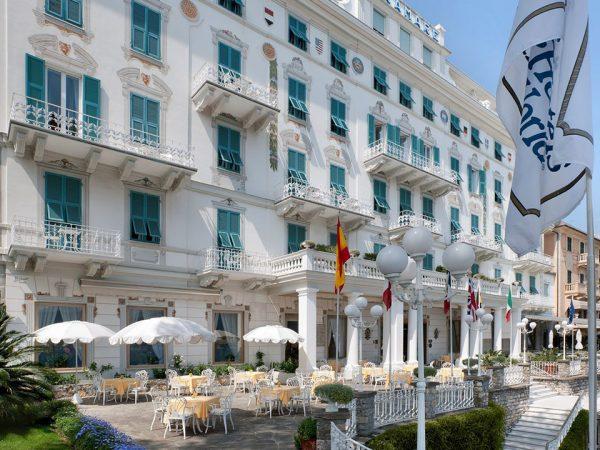 Grand Hotel Miramare Exterior