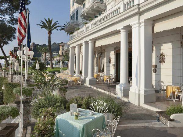 Grand Hotel Miramare Lobby View