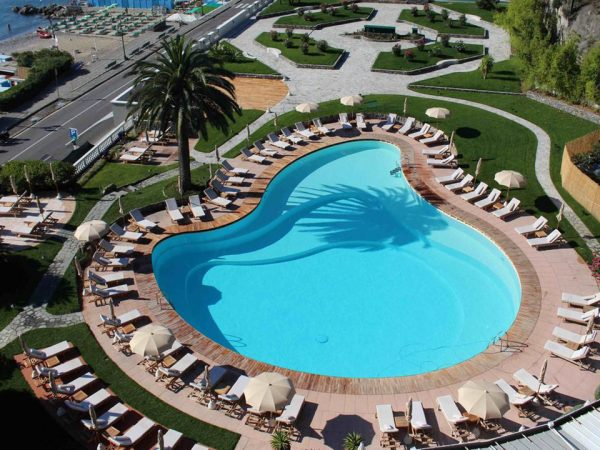 Grand Hotel Miramare Outdoor Pool