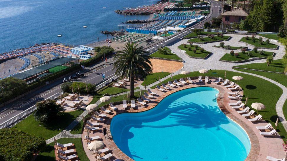 Grand Hotel Miramare Overview