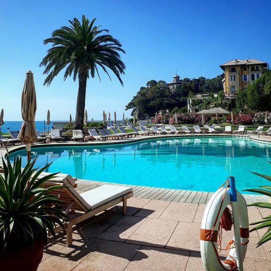 Grand Hotel Miramare Pool