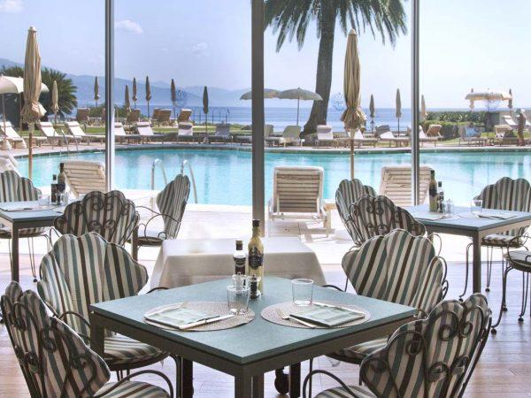 Grand Hotel Miramare Pool Restaurant & Bar