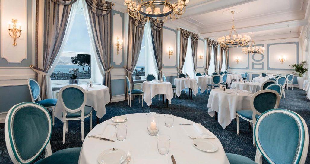 Grand Hotel Miramare Vistamare Restaurant