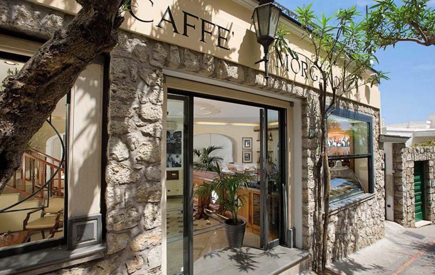 Grand Hotel Quisisana Caff Morgano