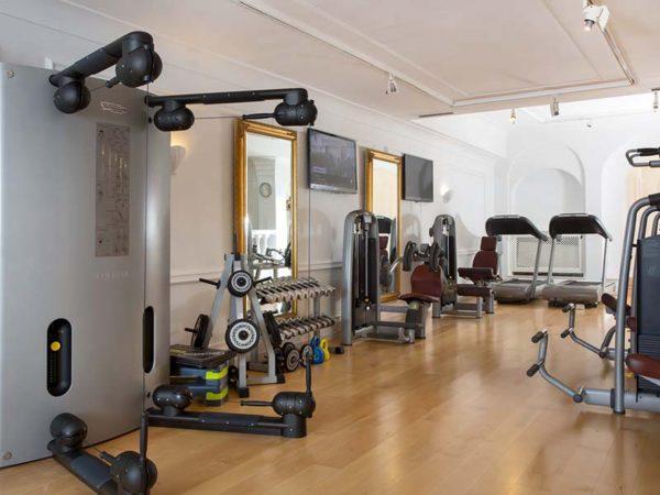 Grand Hotel Quisisana Gym