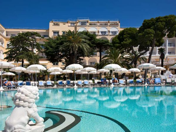 Grand Hotel Quisisana Outdoor Pool
