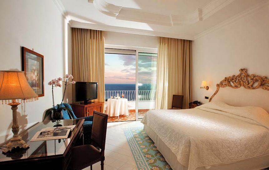 Grand Hotel Quisisana Premier Deluxe room