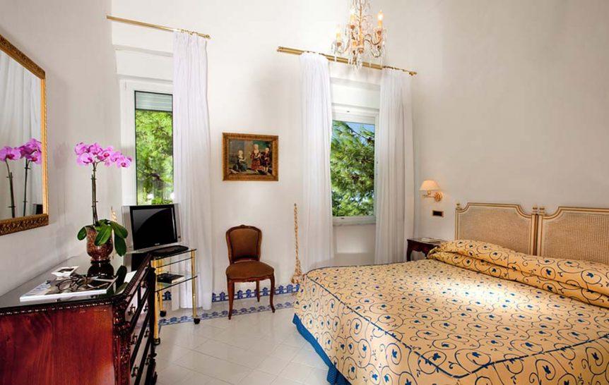 Grand Hotel Quisisana Standard room