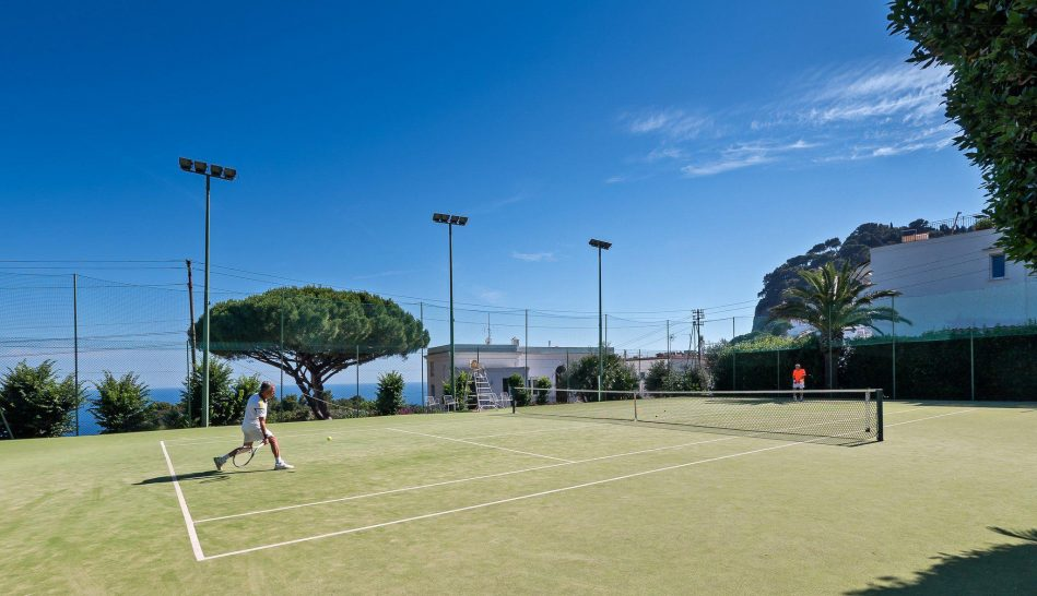 Grand Hotel Quisisana Tennis