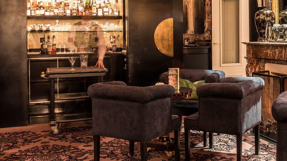 Grand Hotel du Lac Vevey Henryk's Bar