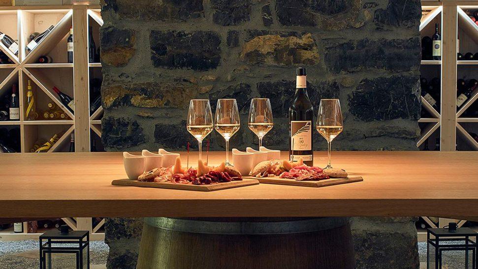 Grand Hotel du Lac Vevey Wine
