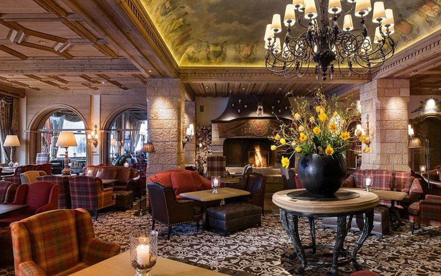 Gstaad Palace Bars and Live Music