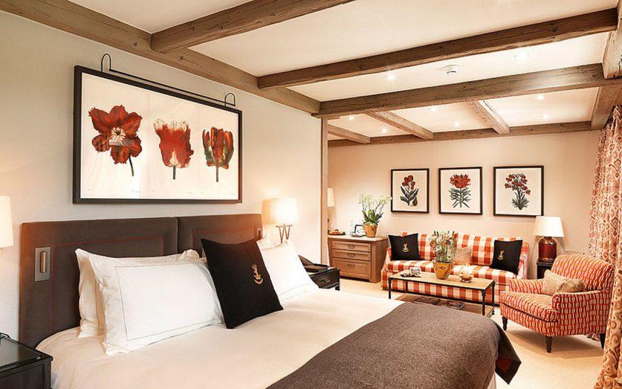 Gstaad Palace Classic Junior Suite
