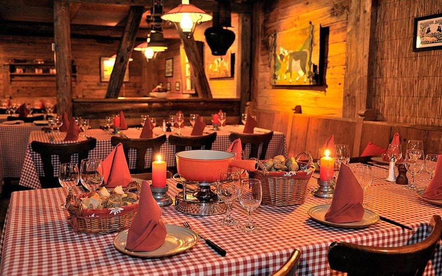 Gstaad Palace Dairy