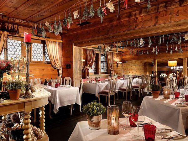 Gstaad Palace Gildo's Restaurant