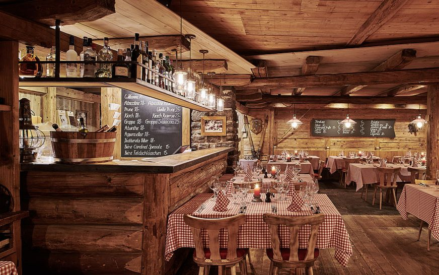 Gstaad Palace La Fromagerie