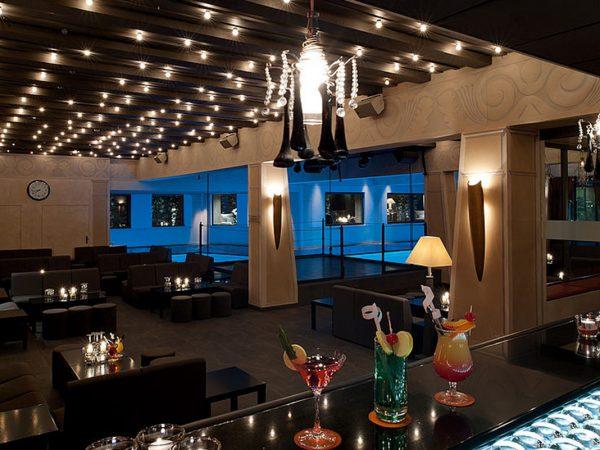 Gstaad Palace Nightclub Greengo