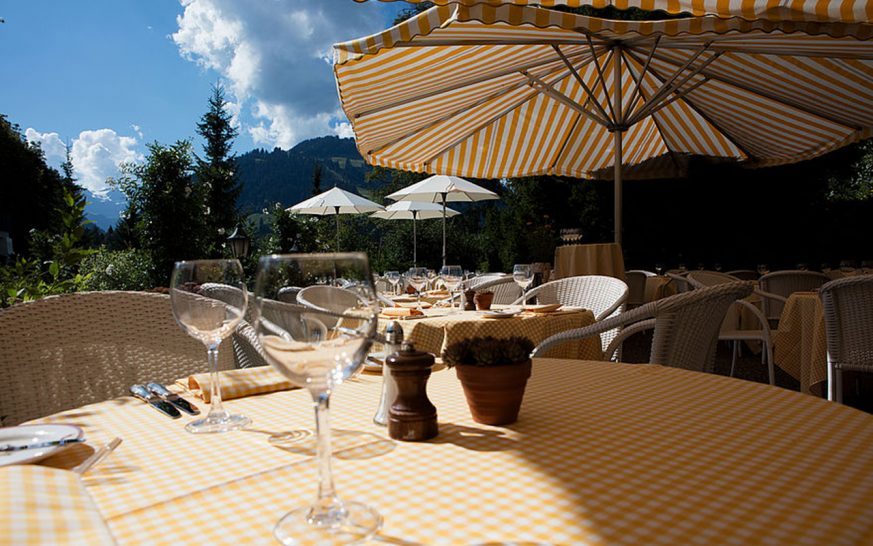 Gstaad Palace Snack Bar