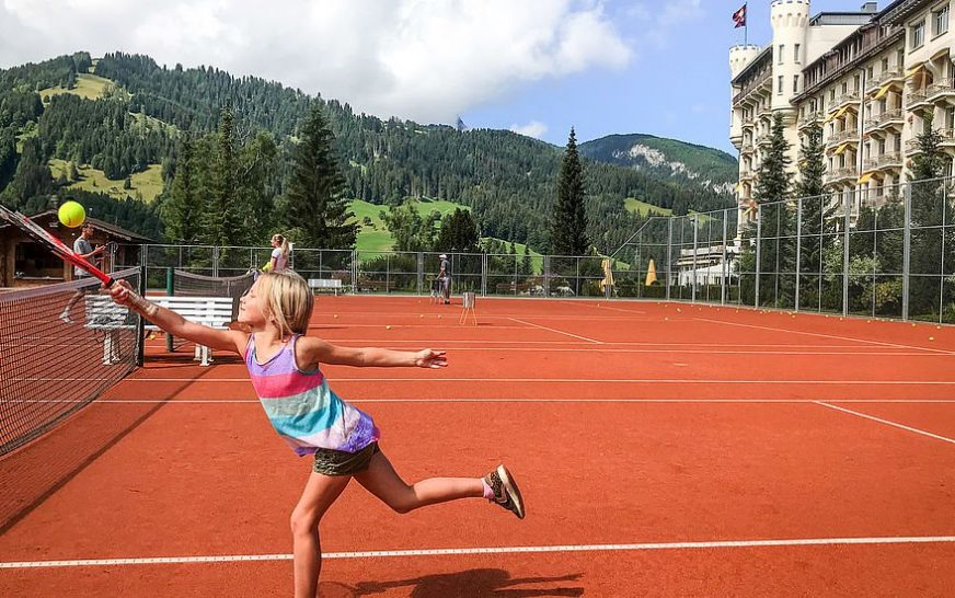 Gstaad Palace Tennis