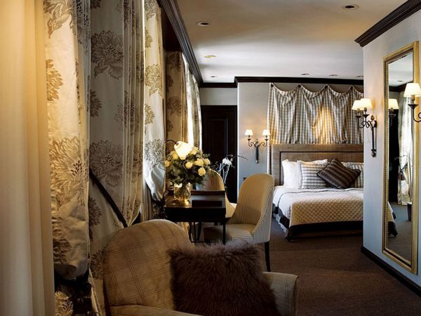 Gstaad Palace Tower Junior Suite