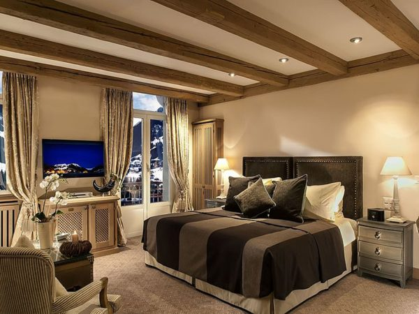 Gstaad Palace Tower Two Bedroom Suite