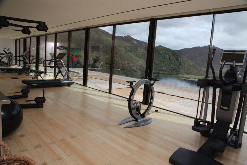 Hotel Vik Chile Gym