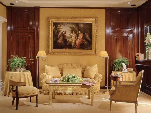Hassler Roma Grand Deluxe Suite Forum