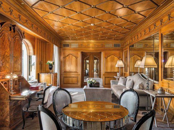 Hassler Roma Presidential Suite San Pietro